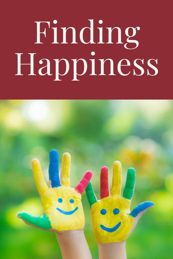 Choosing to be Happy!
