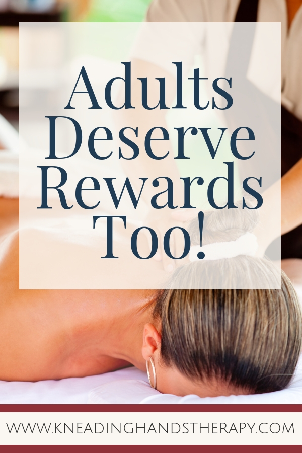 Adults deserve rewards too!