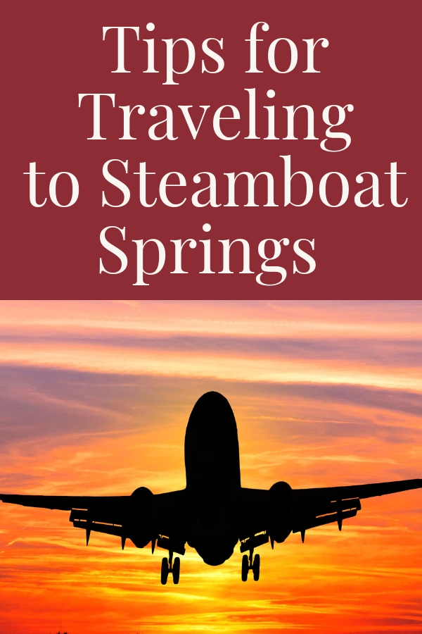 Tips for Traveling to Steamboat Springs